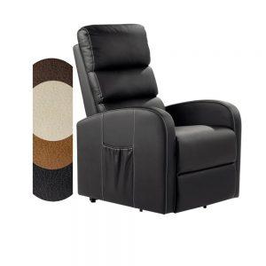 notre avis et test détaillé du fauteuil releveur A Business DC Relax