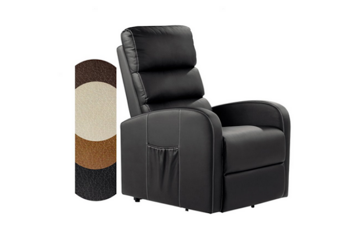 Avis Test du meilleur fauteuil électrique releveur Total Relax de A Business DC : massant