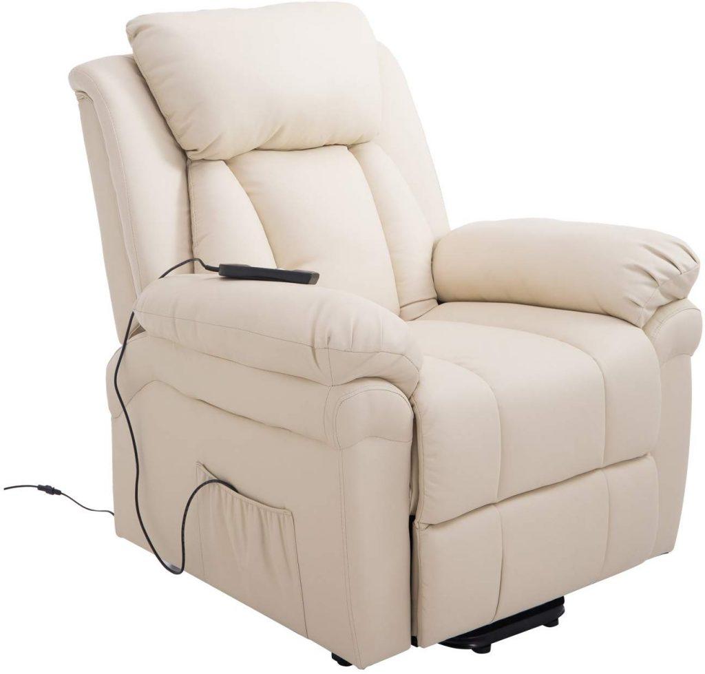 homcom fauteuil de relaxation test